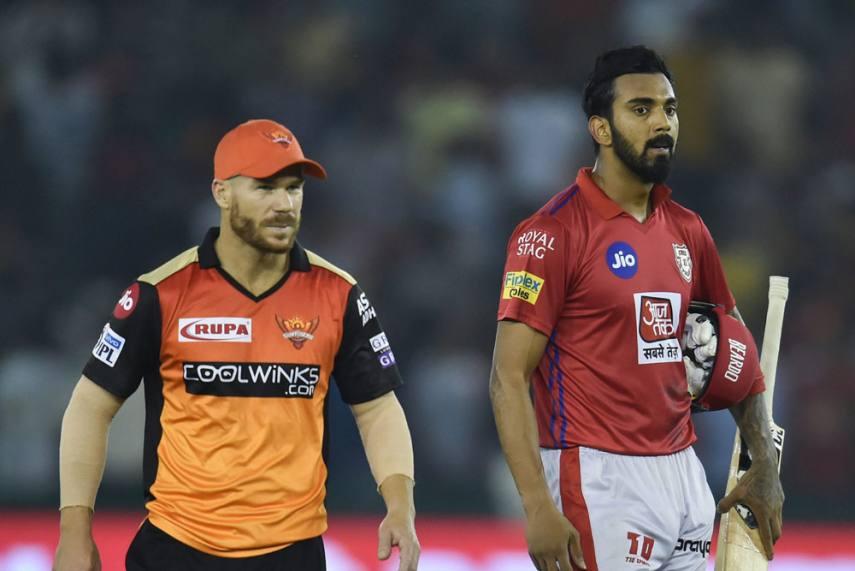 Ipl 2019 Kings Xi Punjab Vs Sunrisers Hyderabad As It Happened