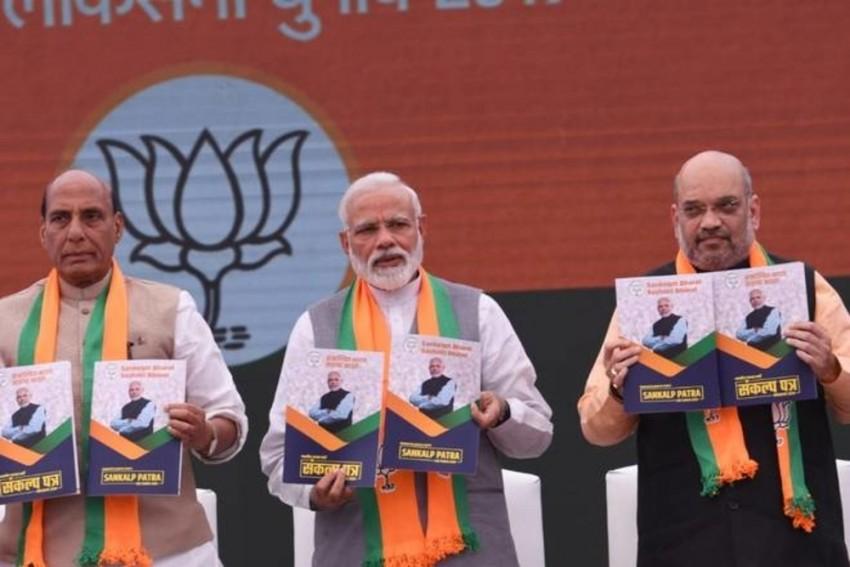 Five Key Takeaways From BJP's Manifesto For Lok Sabha Polls