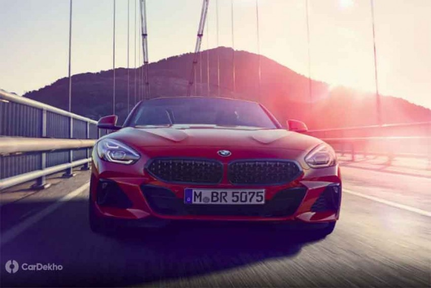 2019 BMW Z4 Launched; Prices Start At Rs 64.90 Lakh