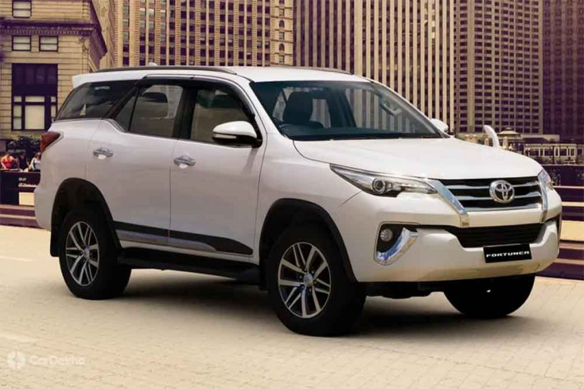 2019 Toyota Fortuner Launched; Prices Start At Rs 27.83 Lakh