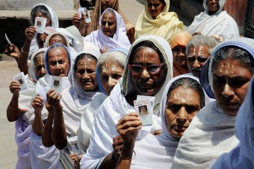 Widows Of Vrindavan Remain A Forgotten Lot In Elections