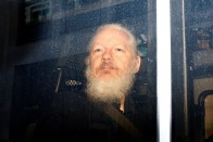 Wikileaks Founder Julian Assange Sentenced To 50 Weeks In British Jail For Skipping Bail