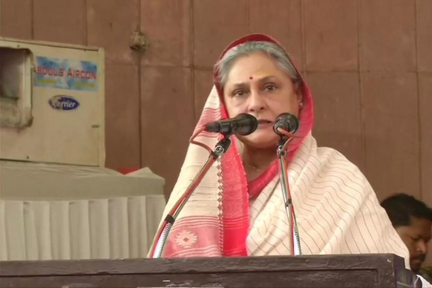 Those Responsible For Protecting Country Creating Chaos: Jaya Bachchan