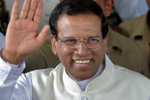 'Leave My Country Alone', Sri Lanka President Tells Islamic State