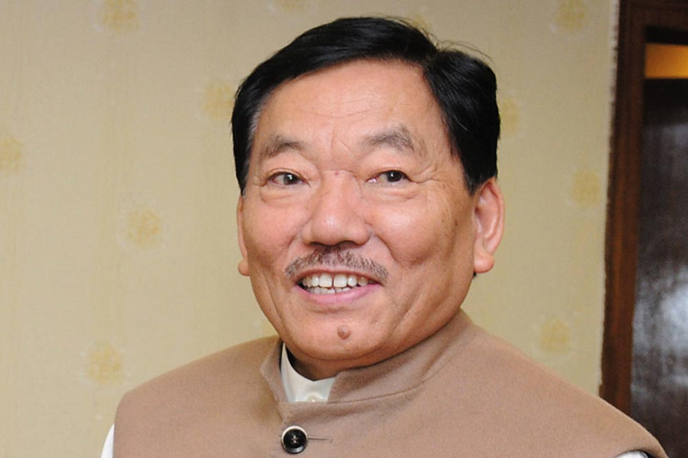 Pawan Chamling And The Sikkimese Art Of Forever And Ever
