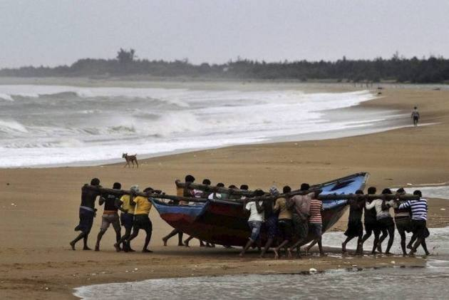 As Cyclone Fani Inches Closer To Odisha, EC Lifts Poll Code In 11 Districts, Tourists Asked To Leave