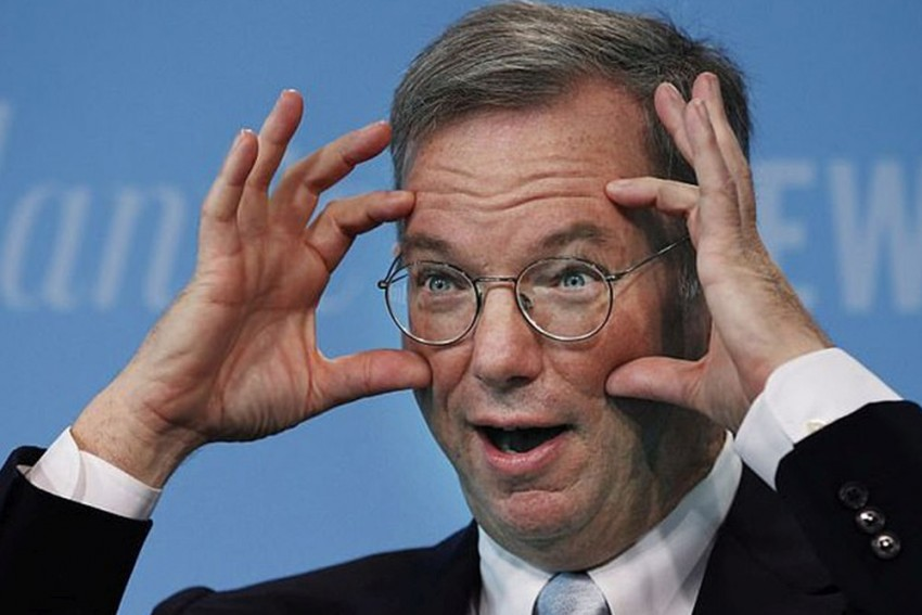 Former Google CEO Eric Schmidt To Leave Alphabet Board, Marking The End Of An Era