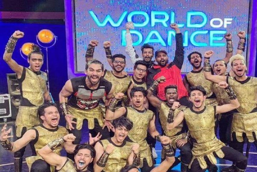 Indian Hip Hop Crew 'The Kings' Wins American Reality Show World of Dance Season 3