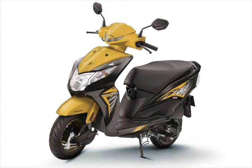 Honda India Sells 30 Lakh Units Of The Dio