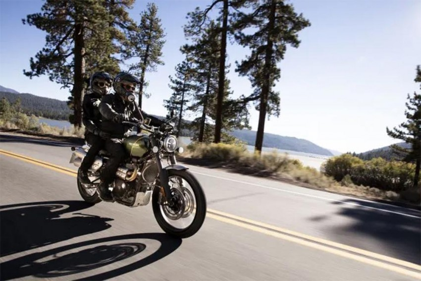Get Ready To Scramble On May 23 With Triumph's Scrambler 1200 XC