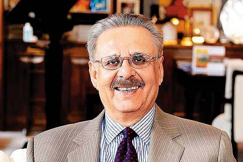ITC Chairman Yogi Deveshwar Passes Away At 72