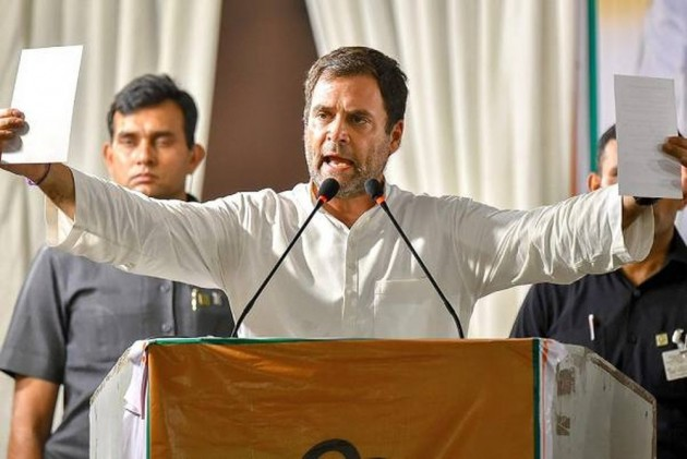 Be Fair And Non-Discriminatory: Rahul Gandhi Tells EC On Show Cause Notice