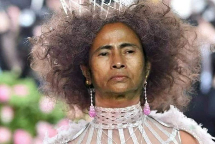 BJP Woman Arrested For Sharing Mamata Banerjee's Morphed Picture