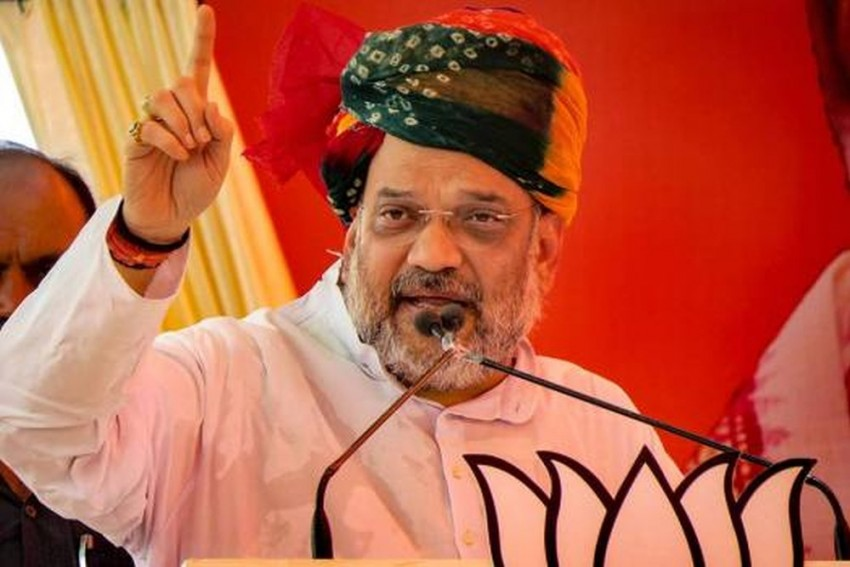 Will Scrap J&K Special Status If Voted Back To Power, Says Amit Shah