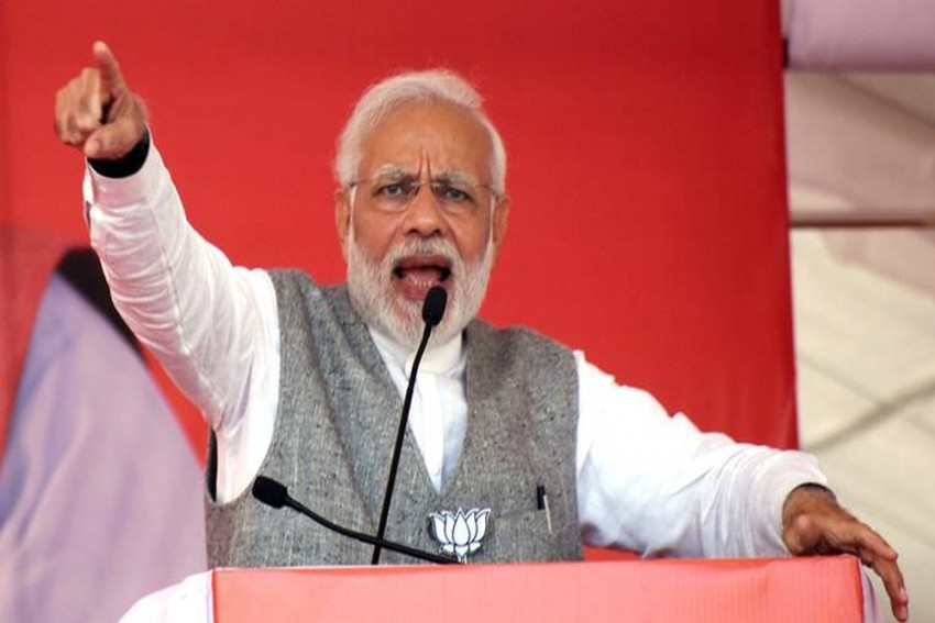 Congress Came Up With 'Hindu Terror' Plot To Defame India's Religious Tradition: Modi
