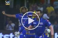 IPL 2019 Final, MI Vs CSK: Watch Lasith Malinga's Heart-Stopping Last Over Against Chennai Super Kings – VIDEO