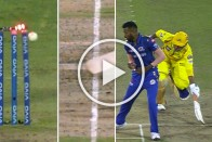 IPL 2019 Final, MI Vs CSK: MS Dhoni Gets Out In The Most Dramatic Manner. What's Your Verdict – WATCH