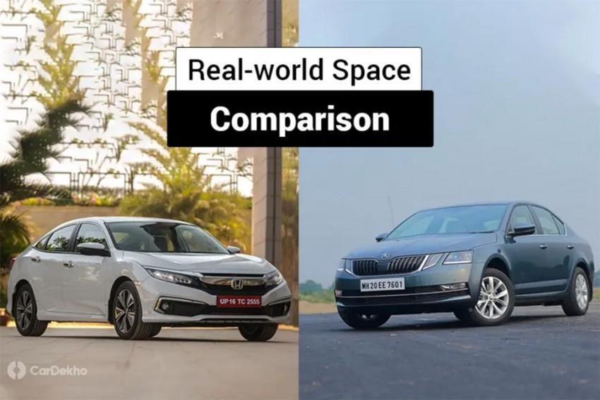 Honda Civic vs Skoda Octavia: Which Sedan Offers More Space?