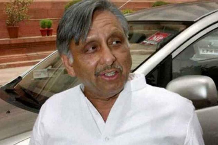 Congress Condemns Mani Shankar Aiyar's Comments On Modi