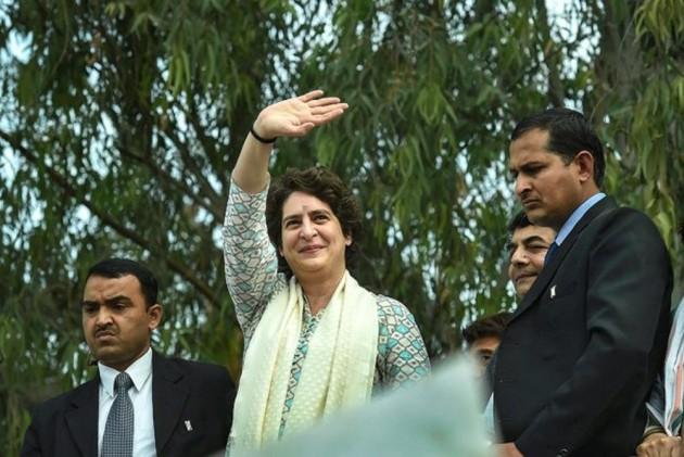 He's On People's Radar: Priyanka Gandhi Mocks PM Modi's Cloud Theory