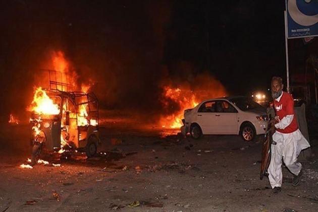 Pakistan Blast: 4 Policemen Killed, 11 Injured In Quetta's Satellite Town Area