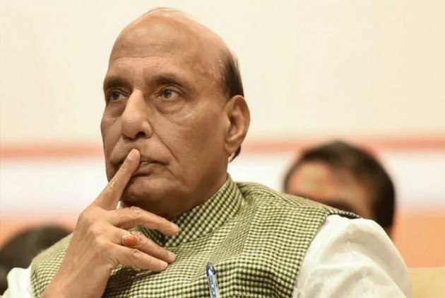 Pakistan Should Ensure Terror Wiped Out Completely From Country: Rajnath Singh