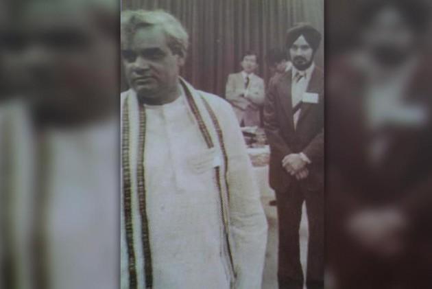 For BJP's Hardeep Puri In Amritsar, Ex-PM Atal Bihari Vajpayee Emerges As Chief Campaigner