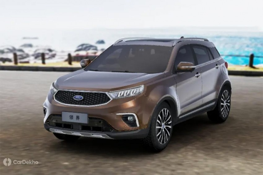 Ford Developing New Sub-4m SUV For India