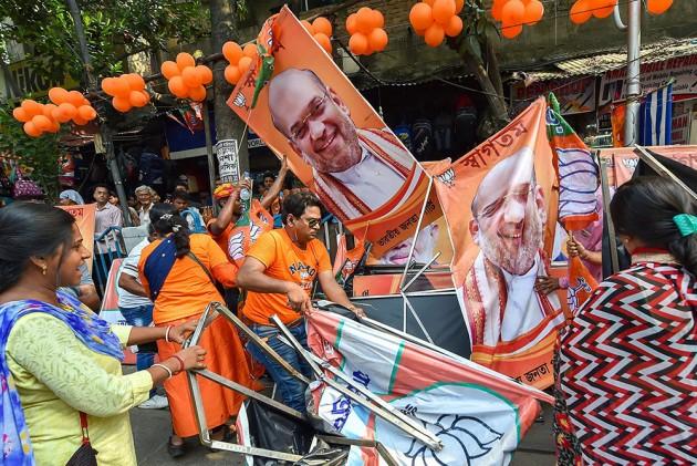 Trinmaool Congress Workers Behind Kolkata Clashes, Says Amit Shah; Calls EC 'Mute Spectator'