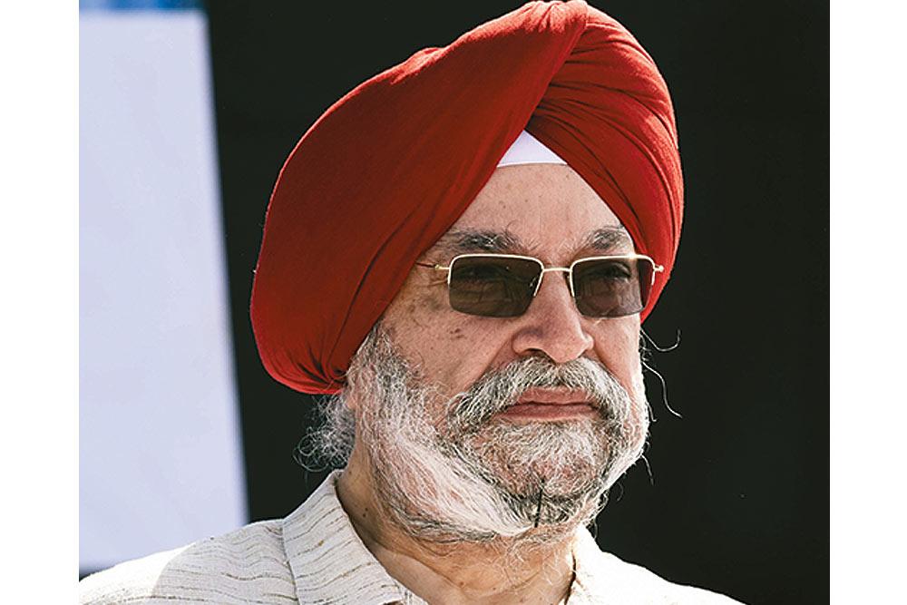 Don't Believe In Political Discourse Involving Mudslinging: Hardeep Puri