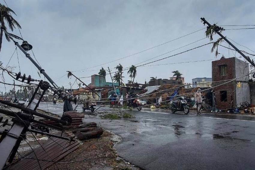 12 Days After Cyclone 'Fani', No Electricity In Puri District