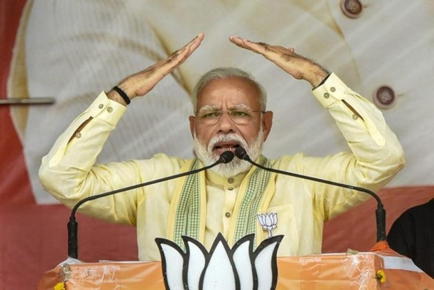 How Can National Security Not Be An Issue? Asks PM Modi In Bihar