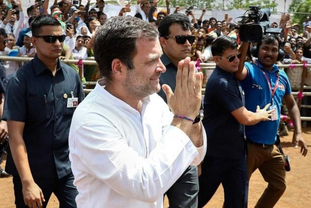 If PM Modi Has 56-inch Chest, We Have 56-inch Heart: Rahul Gandhi