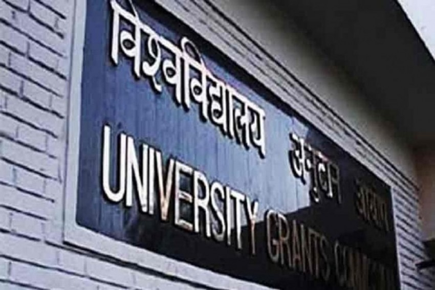 UGC Warns Students Against Taking Admission In PoK's Institutions