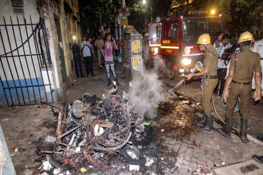 Dark Day In History Of Democracy: Congress Condemns EC's Decision On Kolkata Clashes