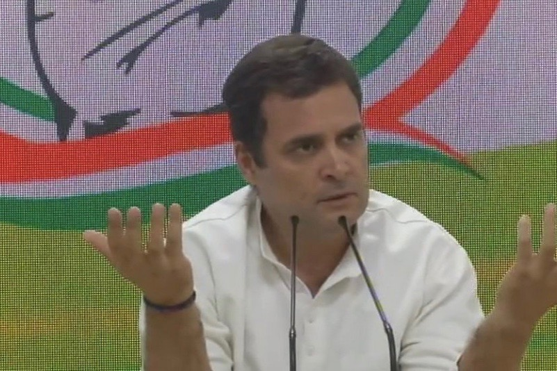 Congress Has Managed To Dismantle The Idea Of Narendra Modi: Rahul Gandhi