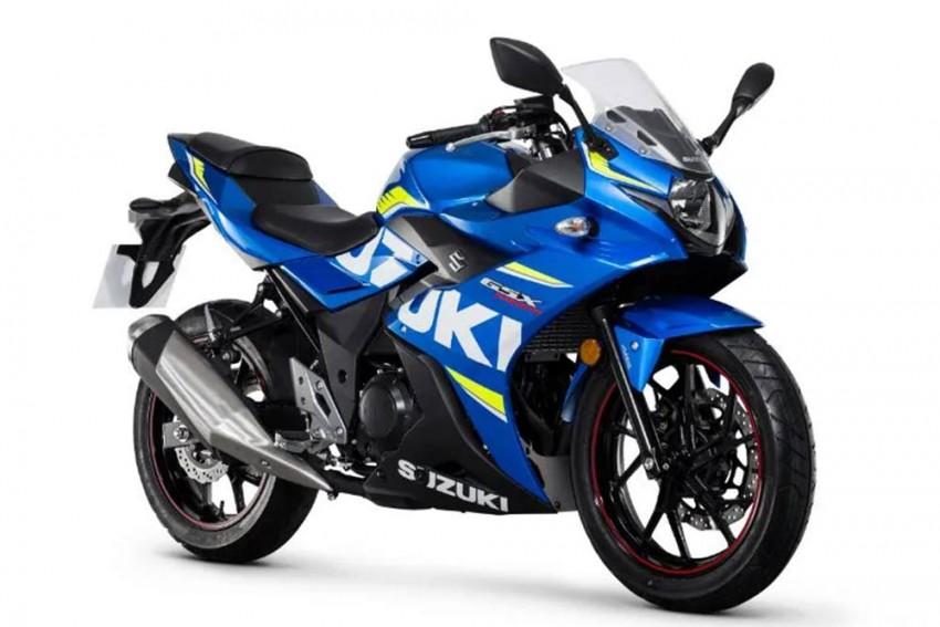 Suzuki Gixxer 250's Price Revealed!