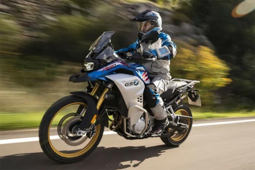 BMW F 850 GS Adventure Launched In India