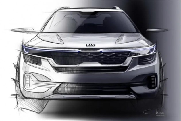 Kia SP2i Looks Pretty Much Identical To SP Concept In Official Sketches