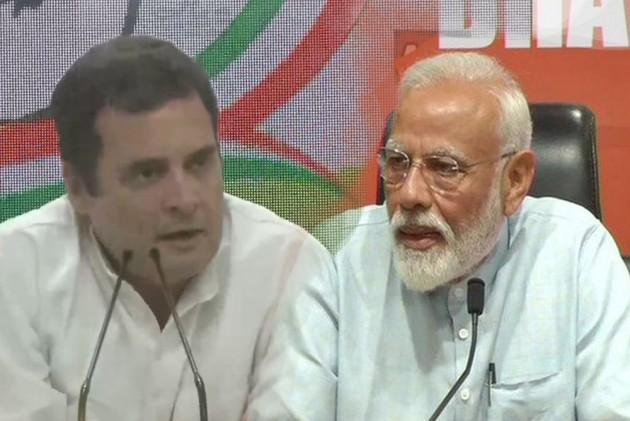 PM Modi's First Press Conference Is 'Asked-No-Question Monologue', Rahul Gandhi Rubs It In