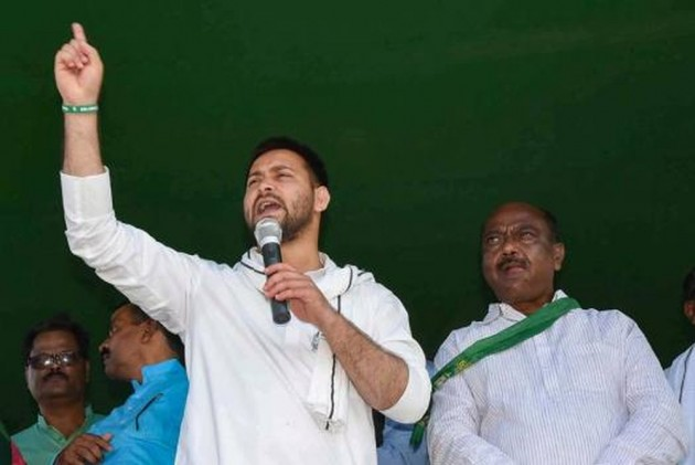 Tejashwi Yadav Hits Out At JD-U For Contesting LS Polls Without Manifesto