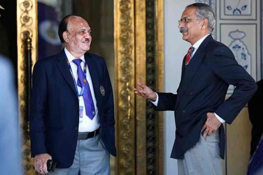 Tiff Over IPL Trophy Presentation Takes New Turn, BCCI Secretary Amitabh Choudhary Questions President CK Khanna's Contribution