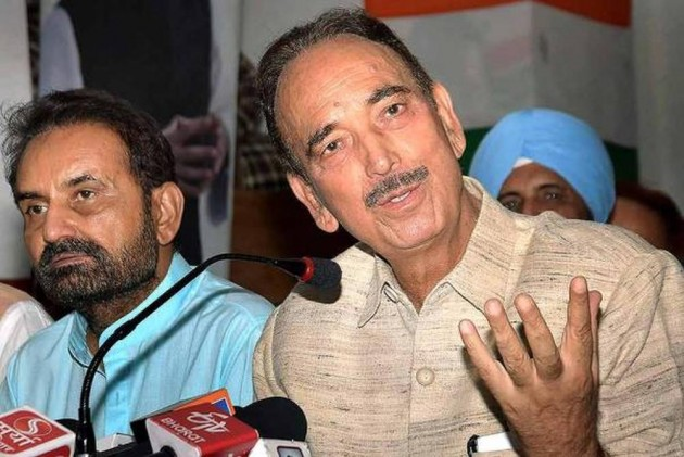 After Ghulam Nabi Azad's Remark, Congress Says Ready To Lead Coalition If Given Chance