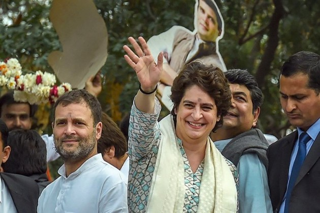 Hey Ram! Have Guts To Spell Out Clear Stand: Priyanka Gandhi Dares BJP On Godse Row