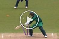 ENG Vs PAK: Shoaib Malik Nails Middle Stump, With His Own Bat   Watch Pakistan Batsman's Unbelievable Hit-Wicket – VIDEO