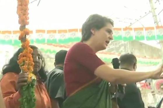 'Modi Ji Just Like Asrani's Character In Film Sholay', Priyanka Gandhi Attacks PM Modi