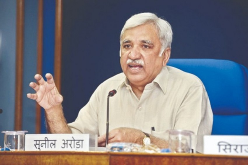 Lavasa Dissent Letter: CEC Arora Denies Rift, Says Members Need Not Be Clones Of Each Other