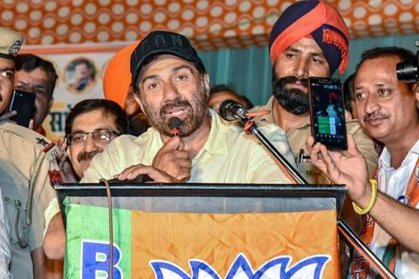 Election Commission Issues Notice To Sunny Deol Over Poll Code Violation
