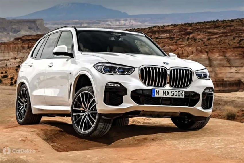Fourth-Gen BMW X5 Launched In India; Prices Start At Rs 72.9 Lakh