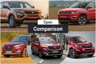MG Hector Vs Rivals: Spec Comparison